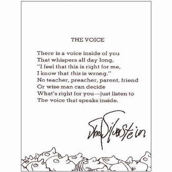 15 Shel Silverstein Quotes That Are Still Helping Us Grow Up