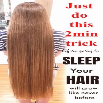 2 Minutes Treatment After Shampoo To Get Soft Manageable And Extra Long Hair