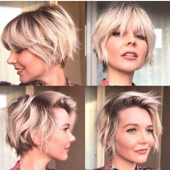 Hairstyles For Short Hair That Is Growing Out