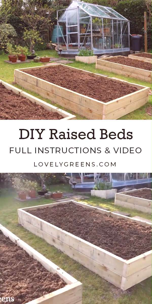 Building Raised Garden Beds: sizes, the best wood, and tips on filling them Tips on building raised