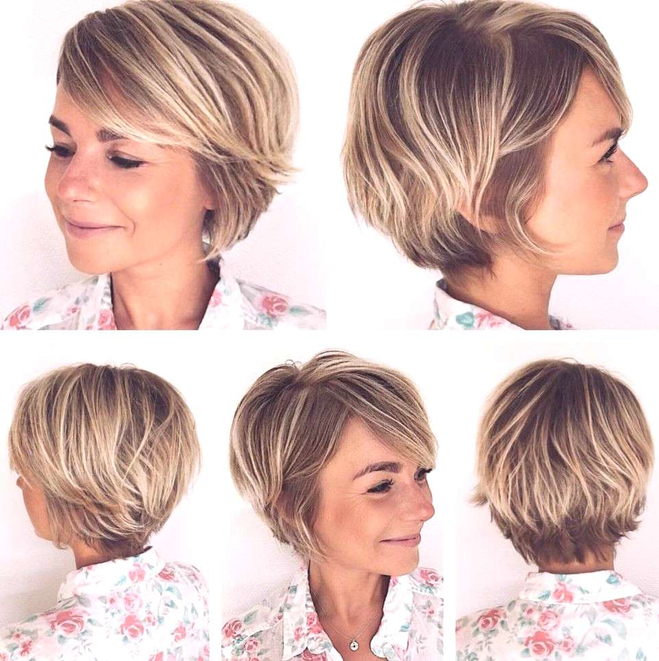 GROWING OUT A PIXIE - Cute Feathered Bronde Pixie-Bob