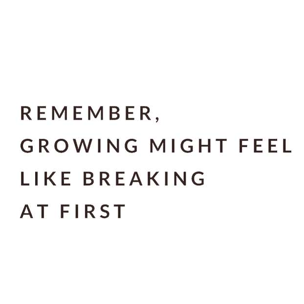 No matter how hard it gets, you got this!