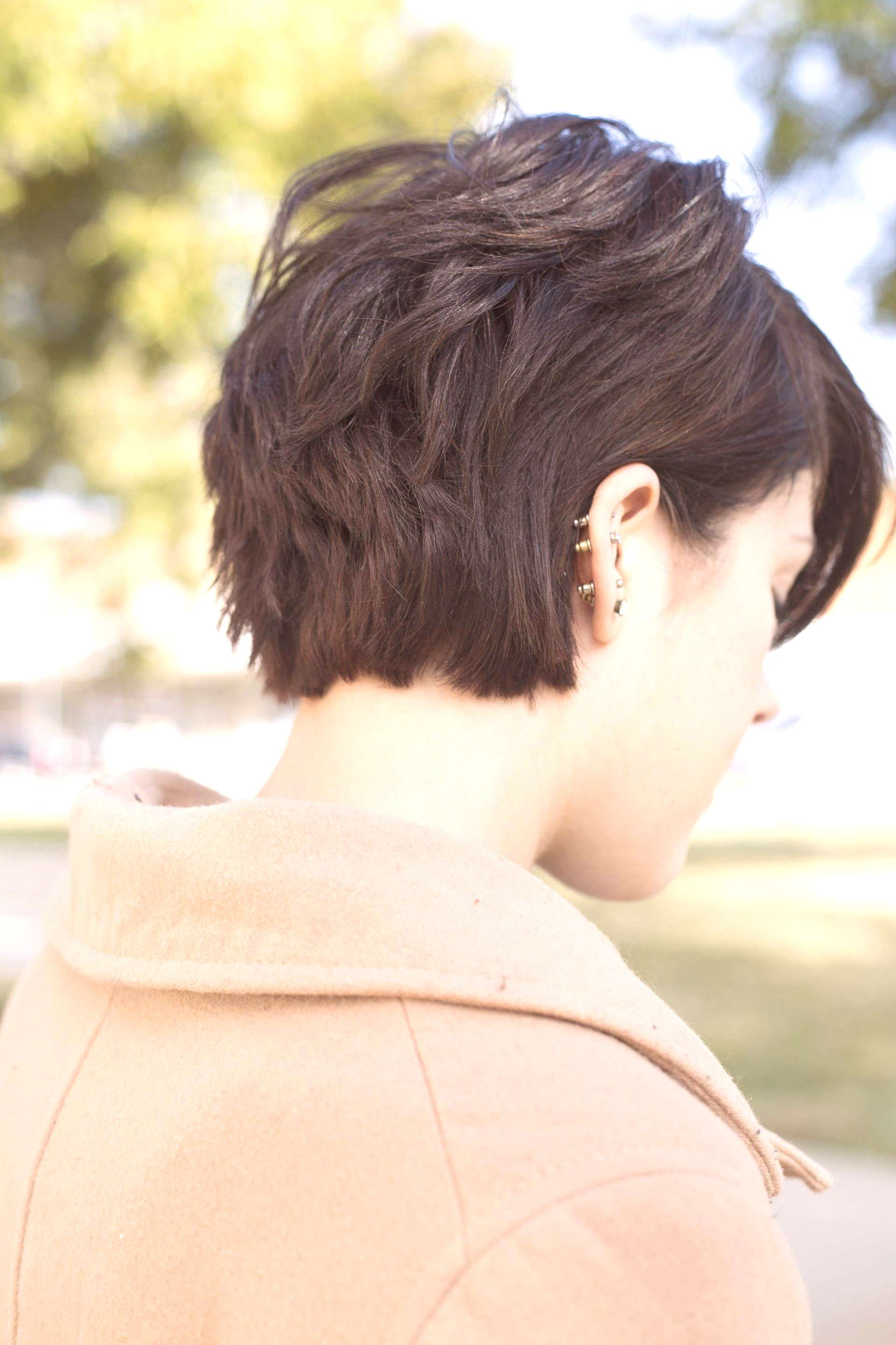 Project Pixie – Watch as I grow out my pixie cut.